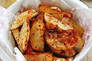 橄榄油香草烤薯角
