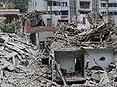 汶川震后10分钟画面
