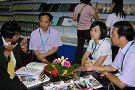 出版单位工作人员在天津BIBF上