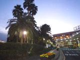 从机场夜景看济州岛的美好