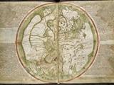 1321年《维斯康缇世界地图》