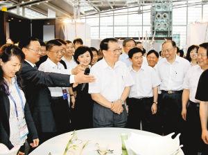 李长春:推动中华文化走向世界