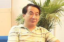 李师东谈以文学让世界关注中国