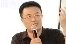 白燕升谈中国文学的推广该从国人做起