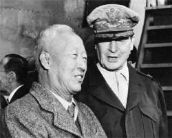 美国与韩国