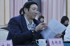 李佩甫宣读中原作家群论坛视频