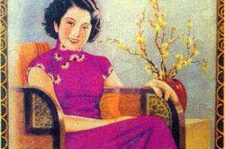 旗袍全盛时期
