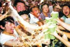 重庆啤酒狂欢节