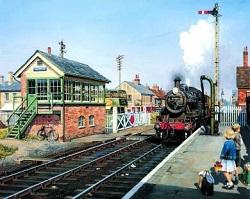 世界第一条铁路的诞生