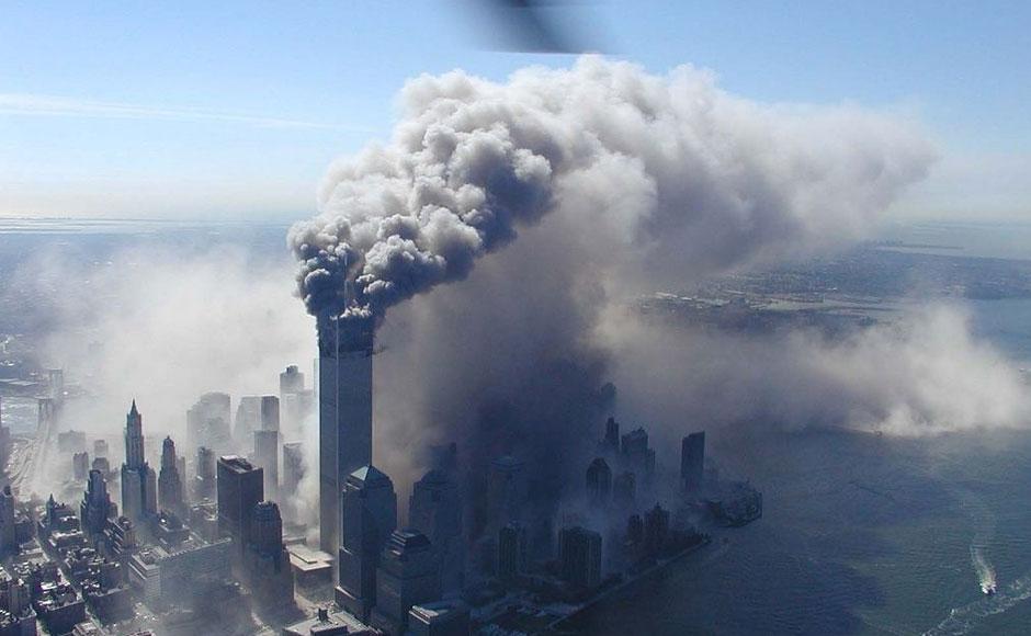 未公布的911事件惨烈场景