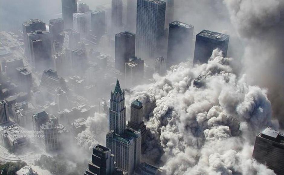 911一路走来的第十个年头