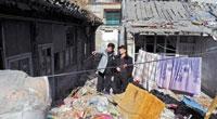 康有为故居垃圾遍地面临拆迁