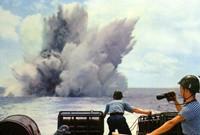 解放军瓮中捉鳖光复三岛 第七舰队按兵不动气煞南越