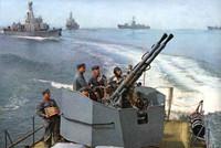 敌强我弱西沙中越遭遇战 避实就虚集中火力赢大胜
