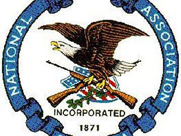 美国全国步枪协会的标志