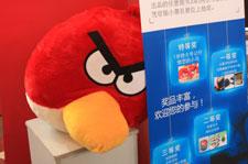 愤怒的小鸟成了借势营销的一部分