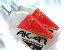 俄罗斯庆功酒取名AK47