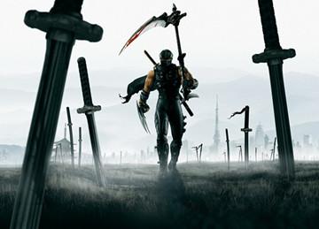 游戏《忍者龙剑传2》