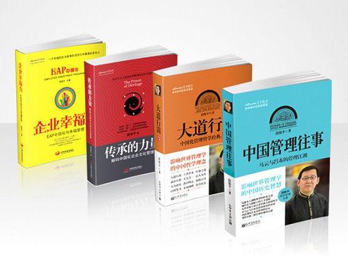 爱维龙媒中国化管理系列图书