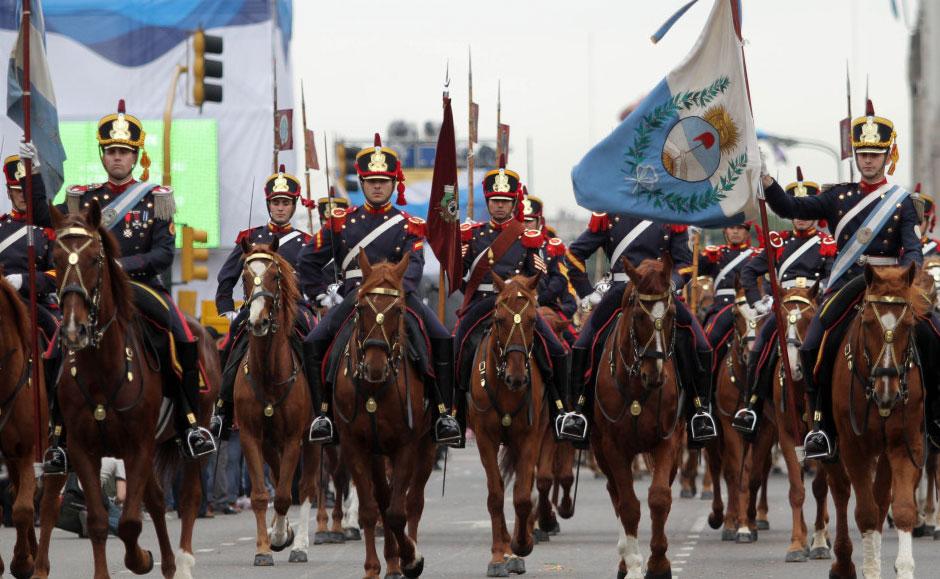 揭秘阿根廷独立日