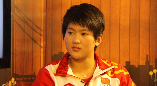 冠军陈若琳