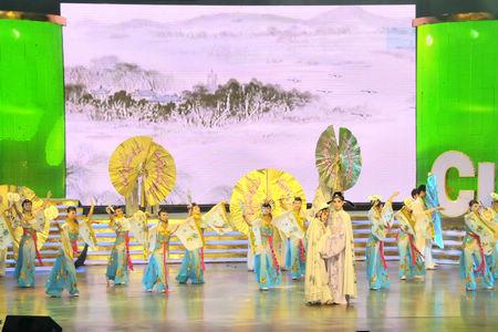 传统戏曲《桃花扇》