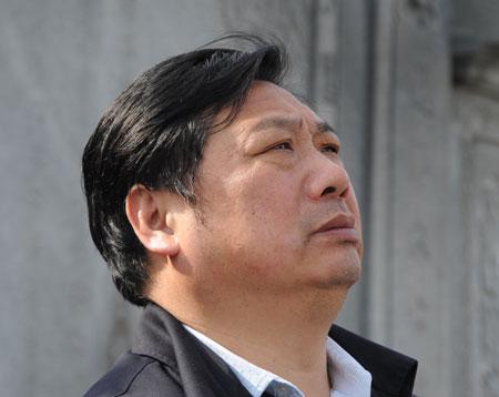 """""""汉语盘点2009""""活动评议专家李宇明"""