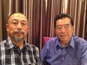 75岁李双江生病入院