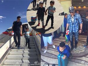 《爸爸3》开录 刘烨胡军带儿子合体