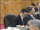 习近平会朴槿惠中韩自贸区结束实质性谈判