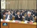 刘云山-以周永康等案为反例让干部知敬畏