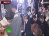 日本为超人气猫站长办葬礼 数千粉丝含泪送行