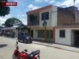 监控:哥伦比亚反毒女记者电台门口遭暗杀