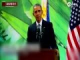奥巴马批共和党:反对接受叙难民是政治姿态