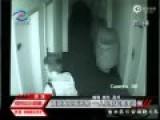 两男网友见面开房 一人凌晨偷窃溜走