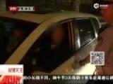 现场-韩国留学生酒驾被查 连朝交警鞠躬求情