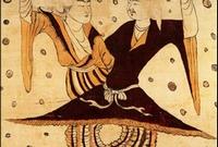 上古传说:伏羲女娲人首蛇身