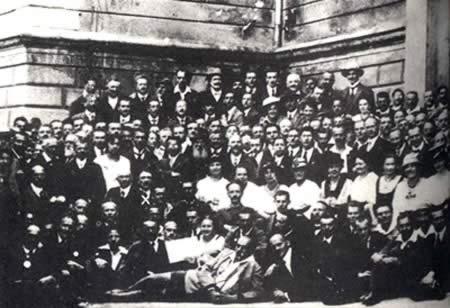 1919年1月5日,纳粹党成立