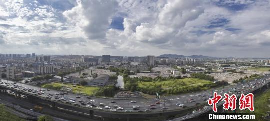 """杭州下城的全域中央商务区实践:城中村将变""""武林新城"""""""