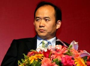 中国东星集团有限公司总裁兰世立