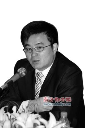 友邦中国CEO蔡强 图片由友邦提供