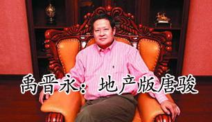 禹晋永:地产版唐骏