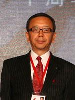 佳能(中国)有限公司总裁小泽秀树