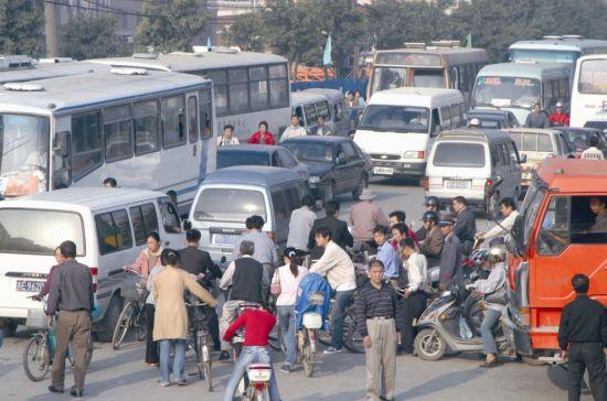 苏州人的交通回忆录