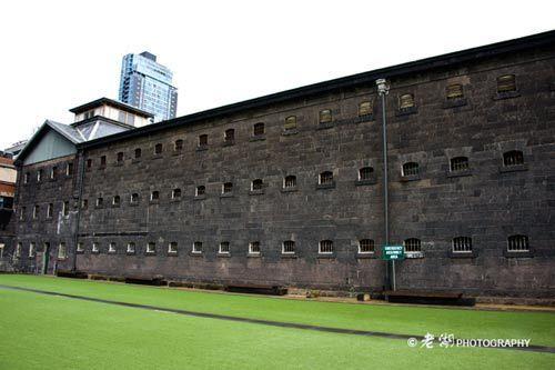 墨尔本旧监狱