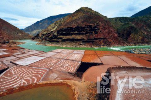西藏 扎布耶盐湖