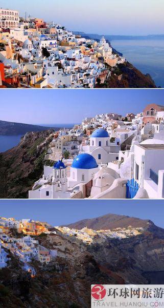 希腊,圣托里尼岛