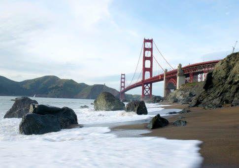 美国旧金山金门大桥