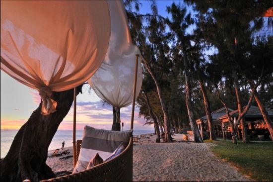 私享海边夕阳