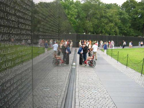 越战纪念墙